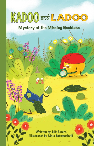 Kadoo and Ladoo (Book 1): Mystery of the Missing Necklace