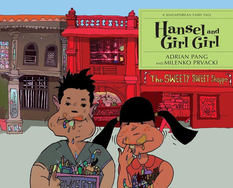 Hansel and Girl Girl