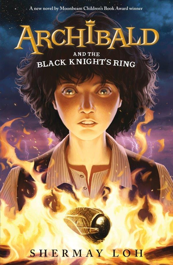 Archibald and the Black Knight's Ring