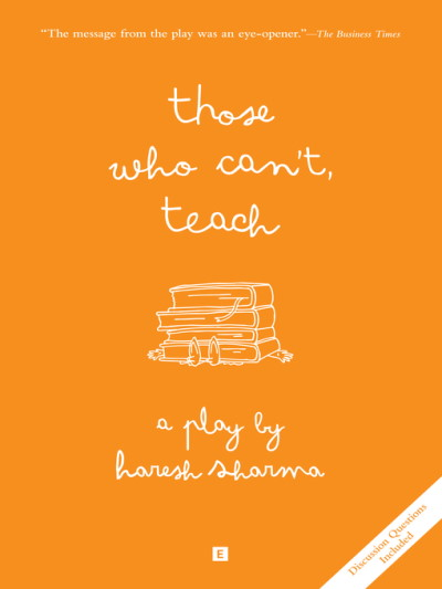 Those Who Can't, Teach
