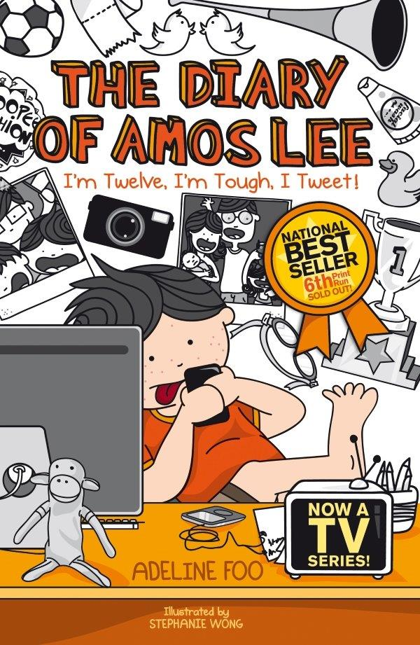 The Diary of Amos Lee (book 3): I