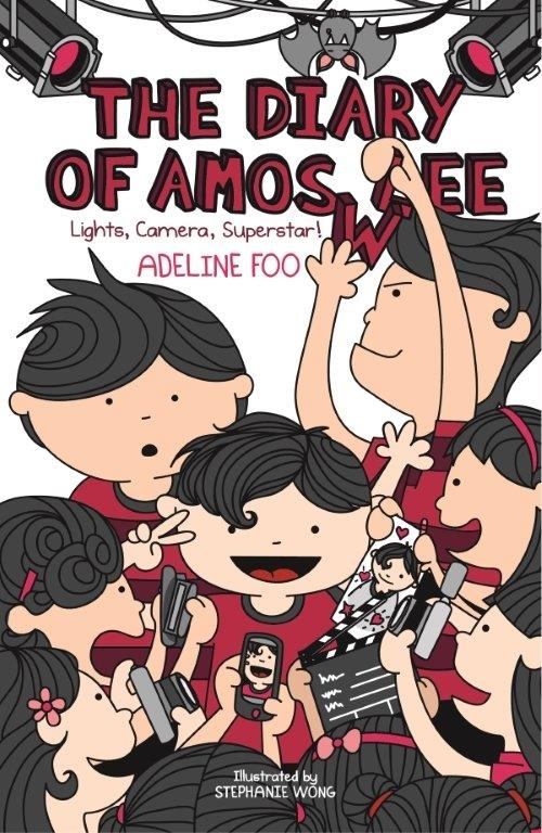 The Diary of Amos Lee (book 4)
