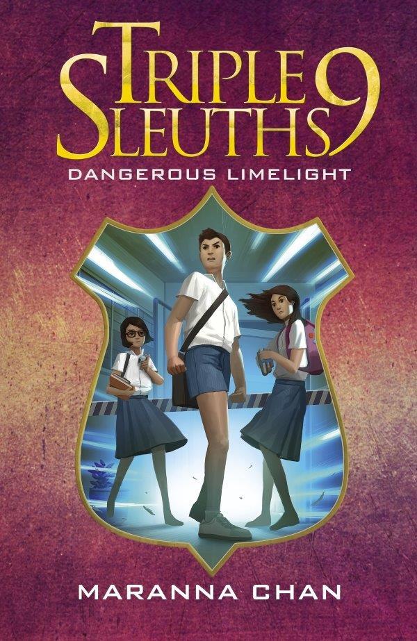Triple Nine Sleuths (book 1)