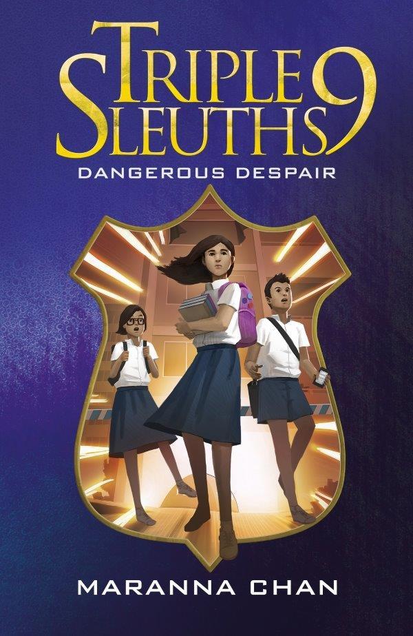 Triple Nine Sleuths (book 2)