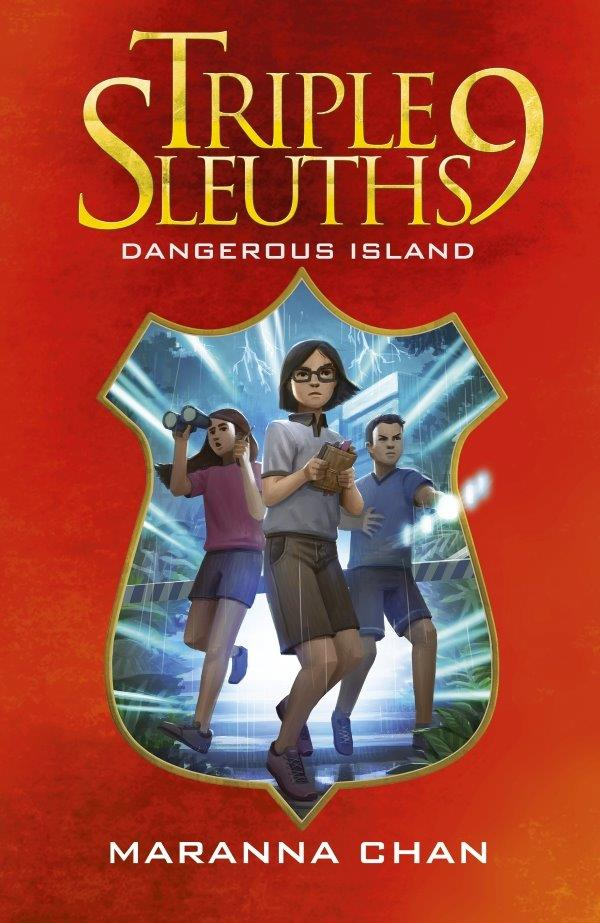 Triple Nine Sleuths (book 3): Dangerous Island