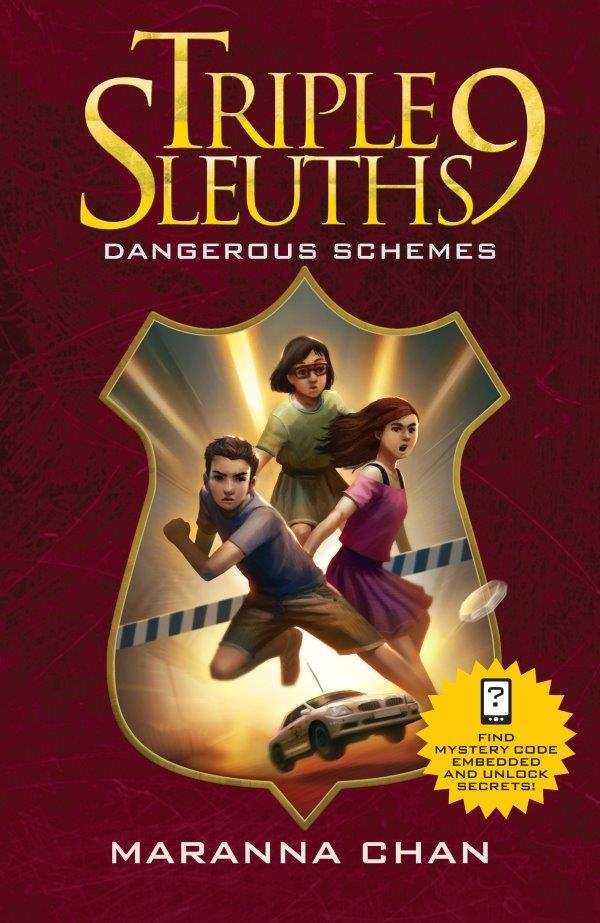 Triple Nine Sleuths (book 4): Dangerous Schemes