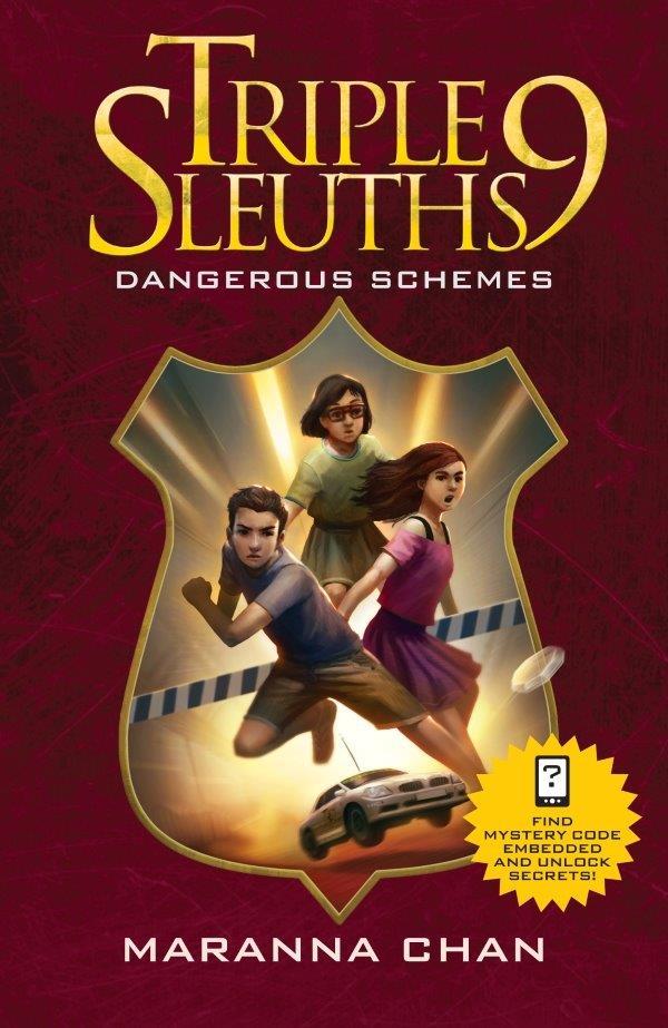 Triple Nine Sleuths (book 4)