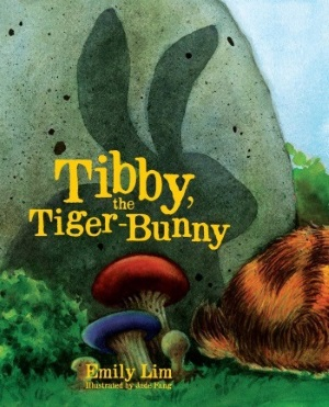 Tibby, the Tiger Bunny