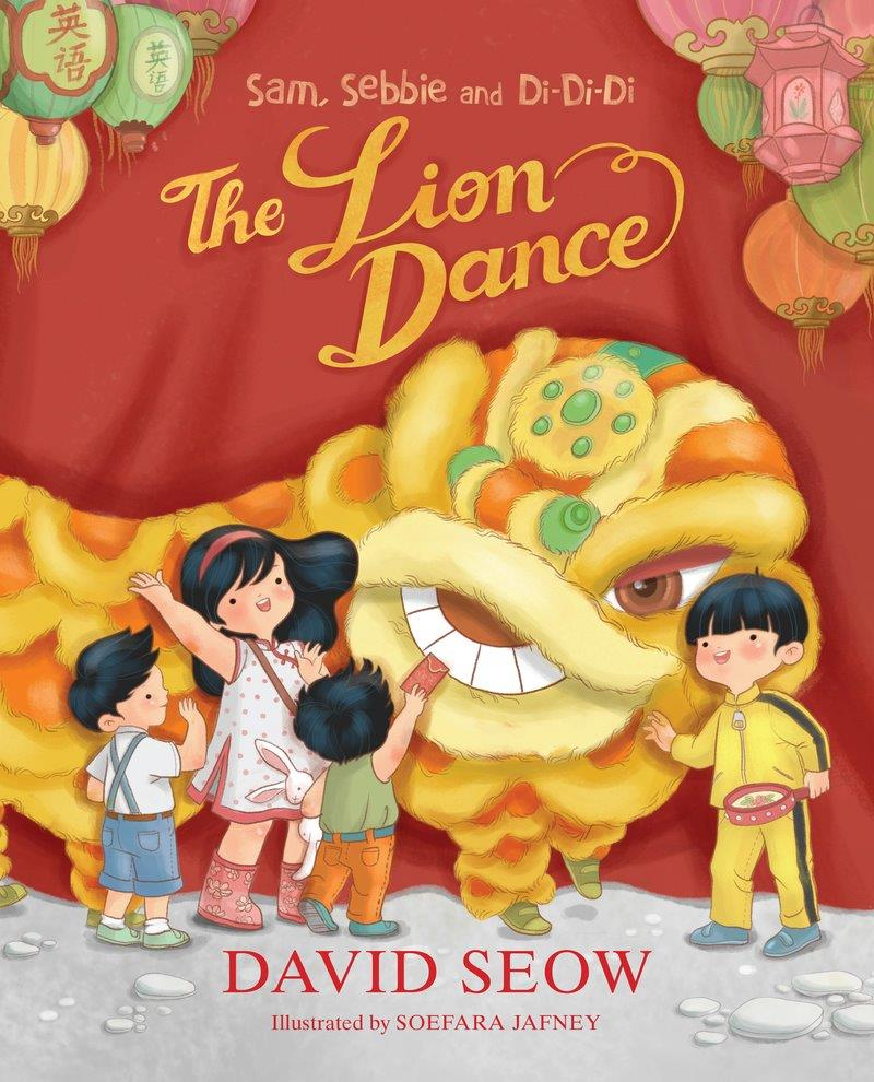 Sam, Sebbie and Di-Di-Di (book 5): The Lion Dance