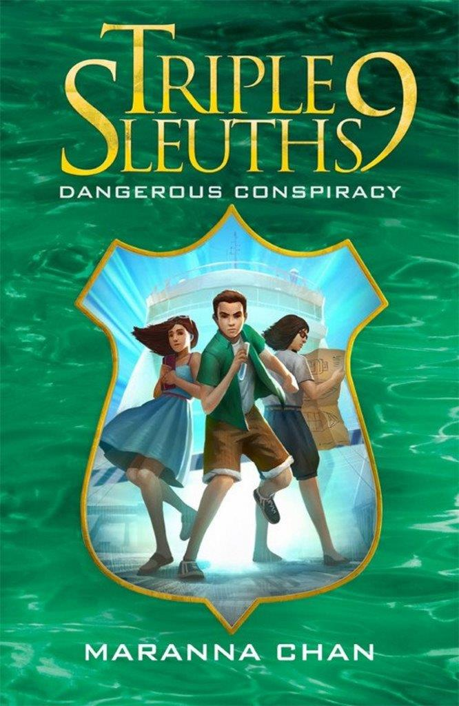 Triple Nine Sleuths (book 6)