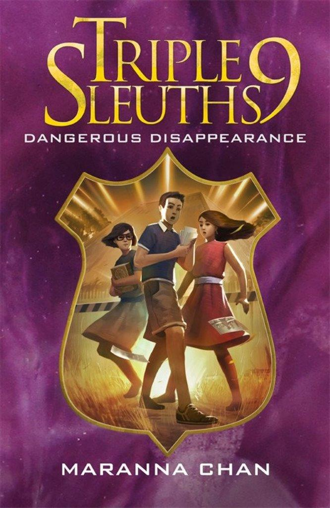 Triple Nine Sleuths (book 7): Dangerous Disappearance