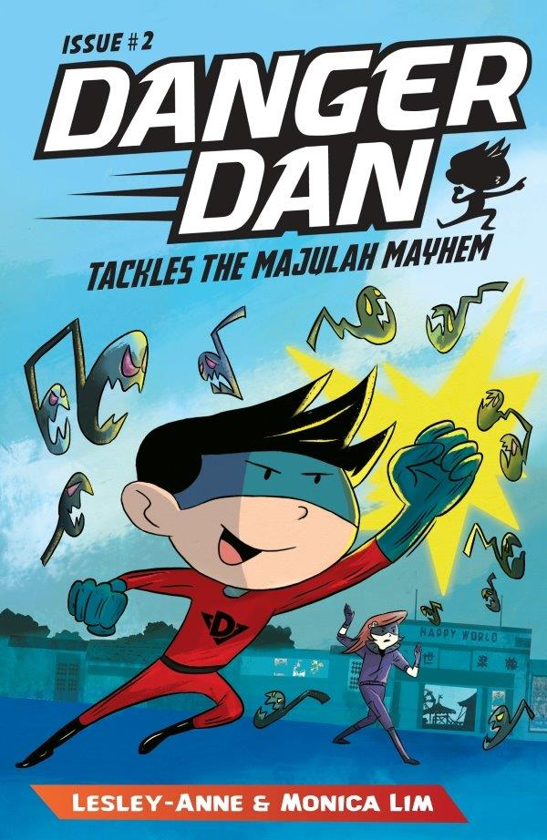 Danger Dan Tackles the Majulah Mayhem: