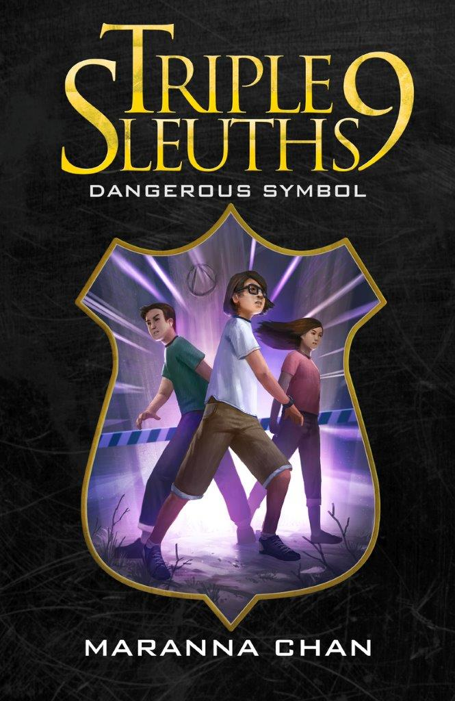 Triple Nine Sleuths (book 8): Dangerous Symbol