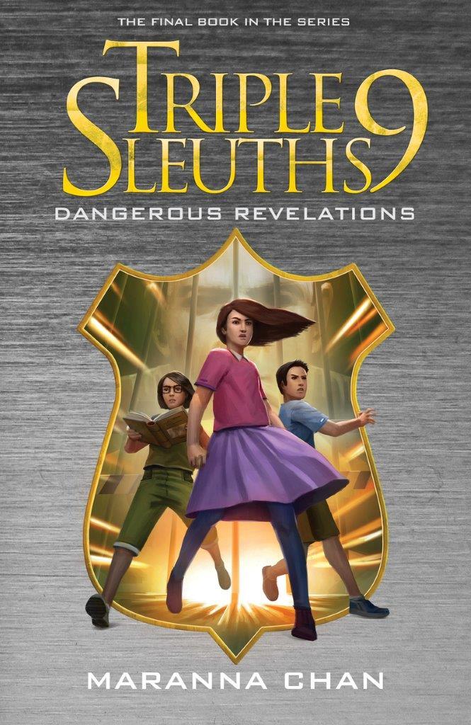 Triple Nine Sleuths (book 9)