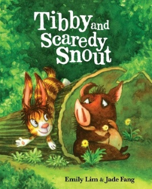 Tibby and Scaredy Snout