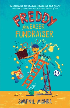 Freddy the Eager Fundraiser: