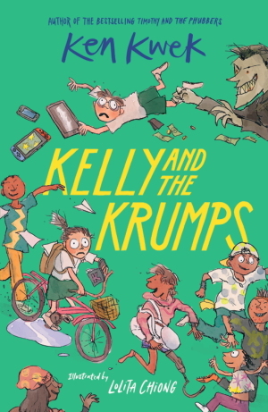 Kelly and the Krumps: