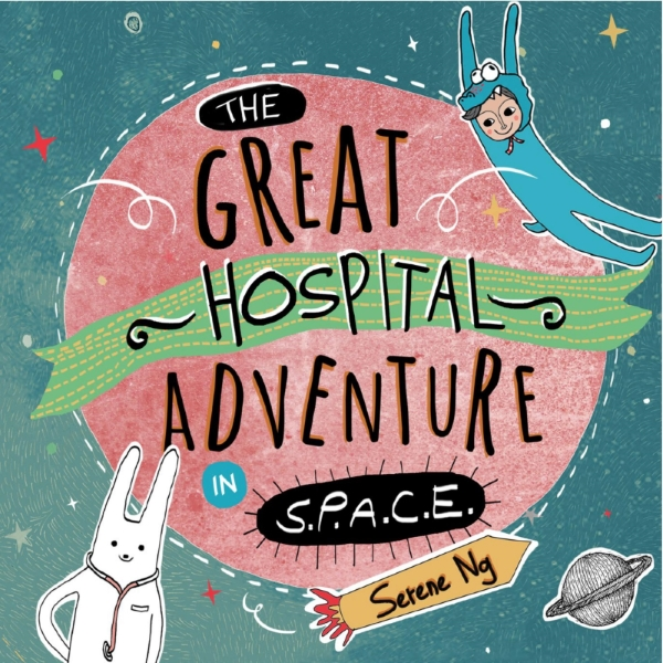 The Great Hospital Adventure in Space: