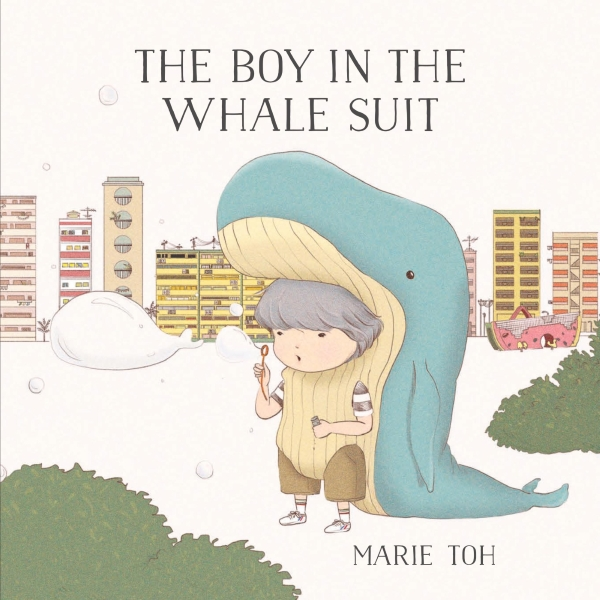 The Boy In The Whale Suit: