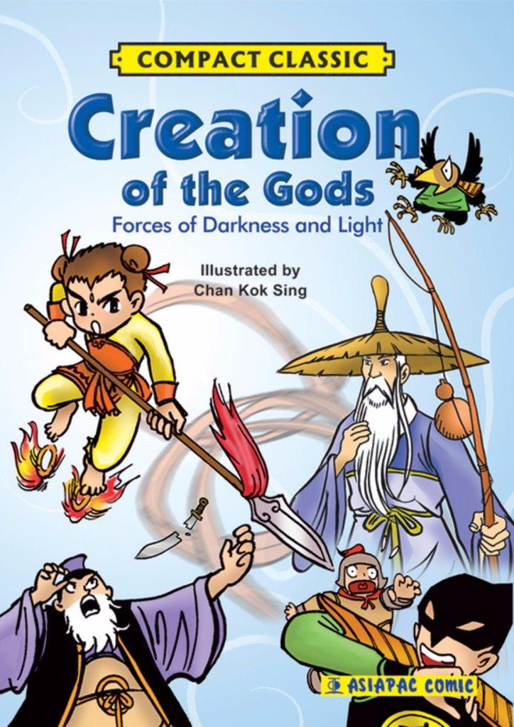 Creation of the Gods: Forces of Darkness and Light