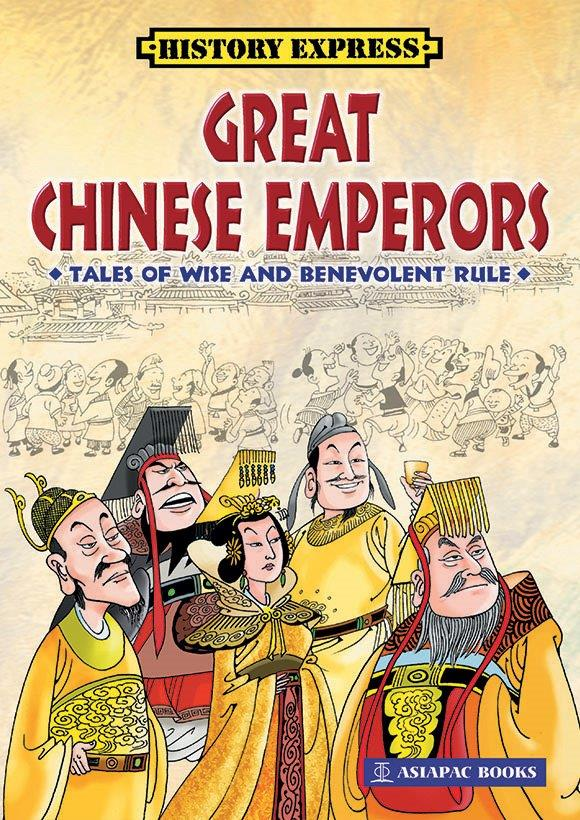 Great Chinese Emperors