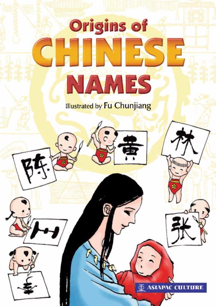 Origins of Chinese Names