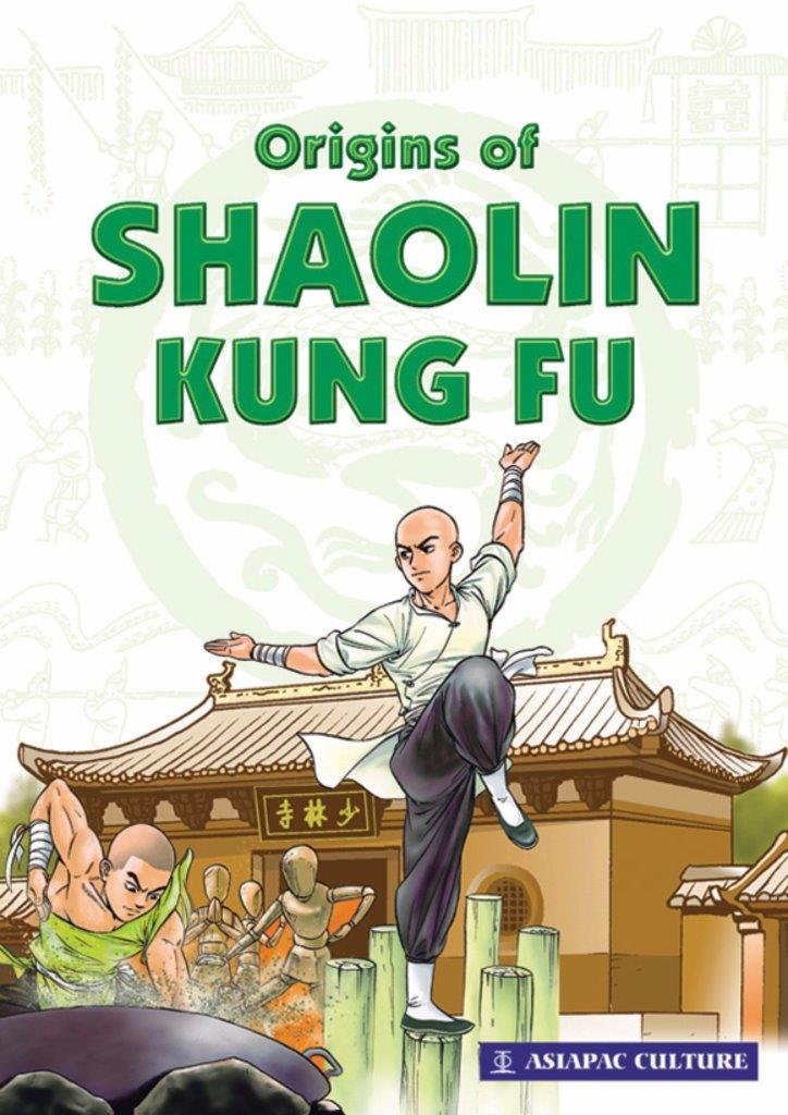 Origins of Shaolin Kung Fu