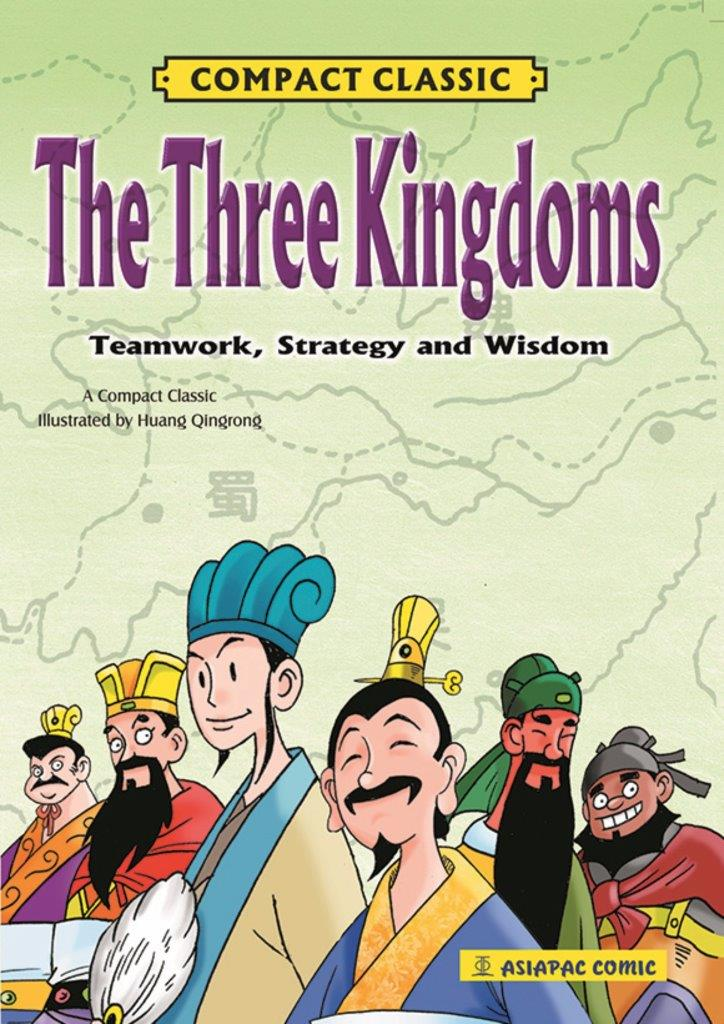 The Three Kingdoms: Teamwork, Strategy and Wisdom
