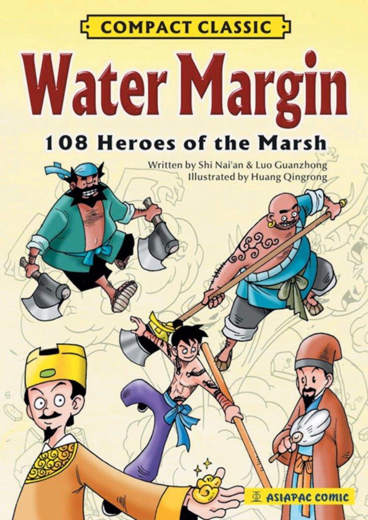 Water Margin: 108 Heroes of the Marsh