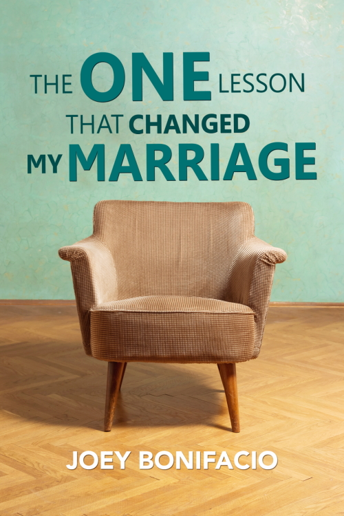 The One Lesson That Changed My Marriage