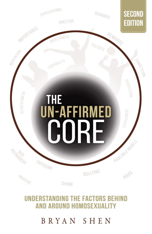 The Un-Affirmed Core (2nd Edition): Understanding the Factors Behind and Around Homosexuality