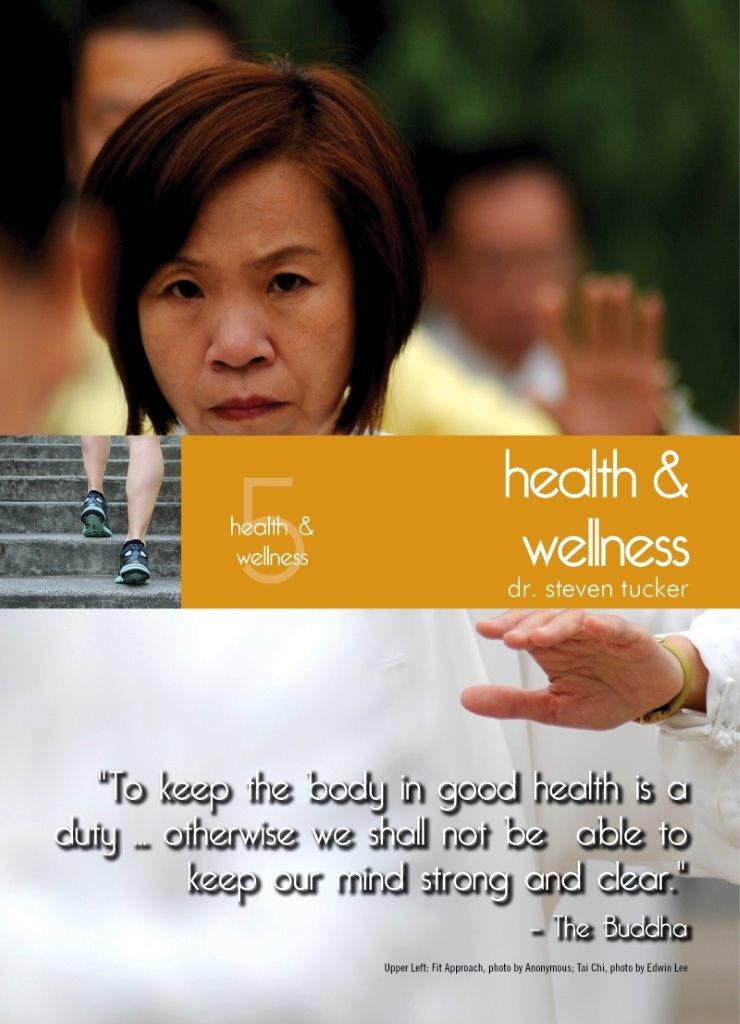 Living In Singapore - Health & Wellness