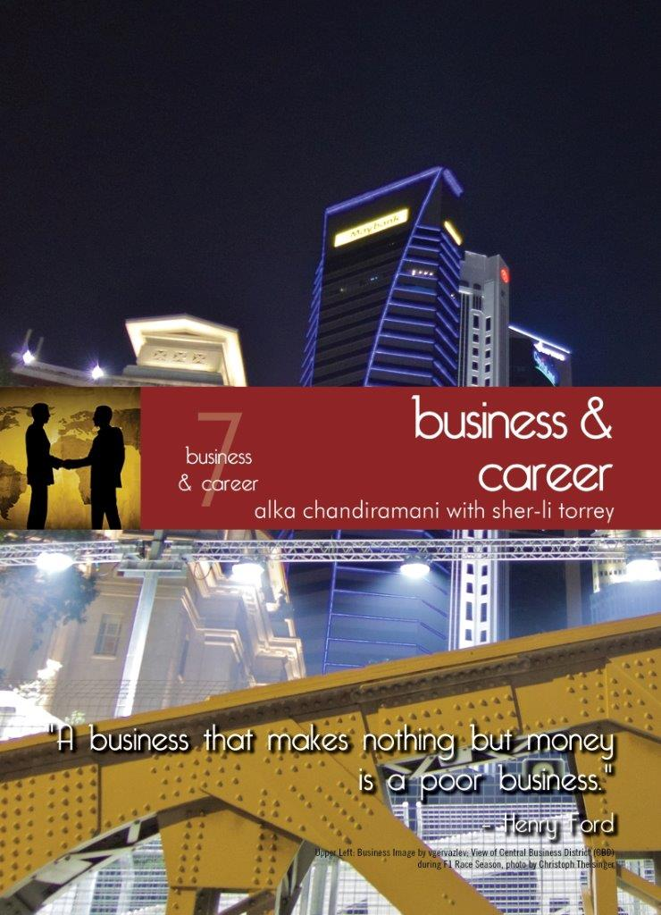 Living In Singapore - Business & Career