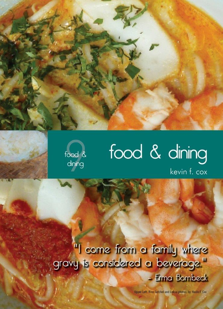 Living In Singapore - Food & Dining