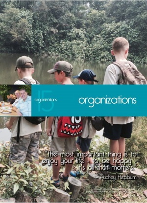 Living In Singapore - Organizations: Fourteenth Edition Reference Guide (2016)