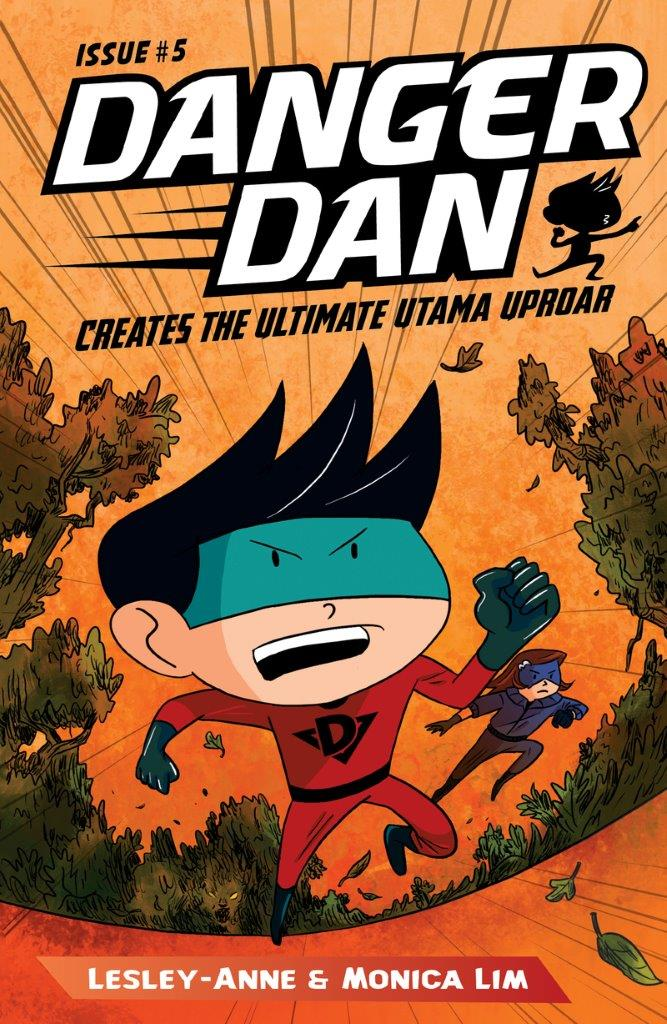 Danger Dan Creates the Ultimate Utama Uproar