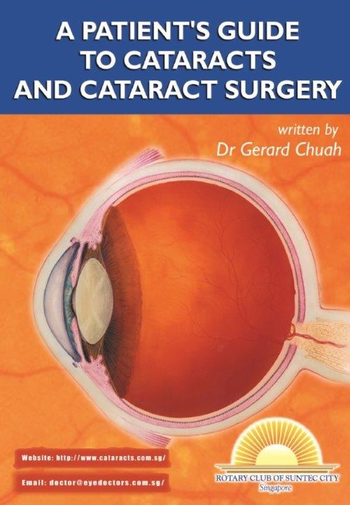 A Patient's Guide To Cataracts And Cataract Surgery