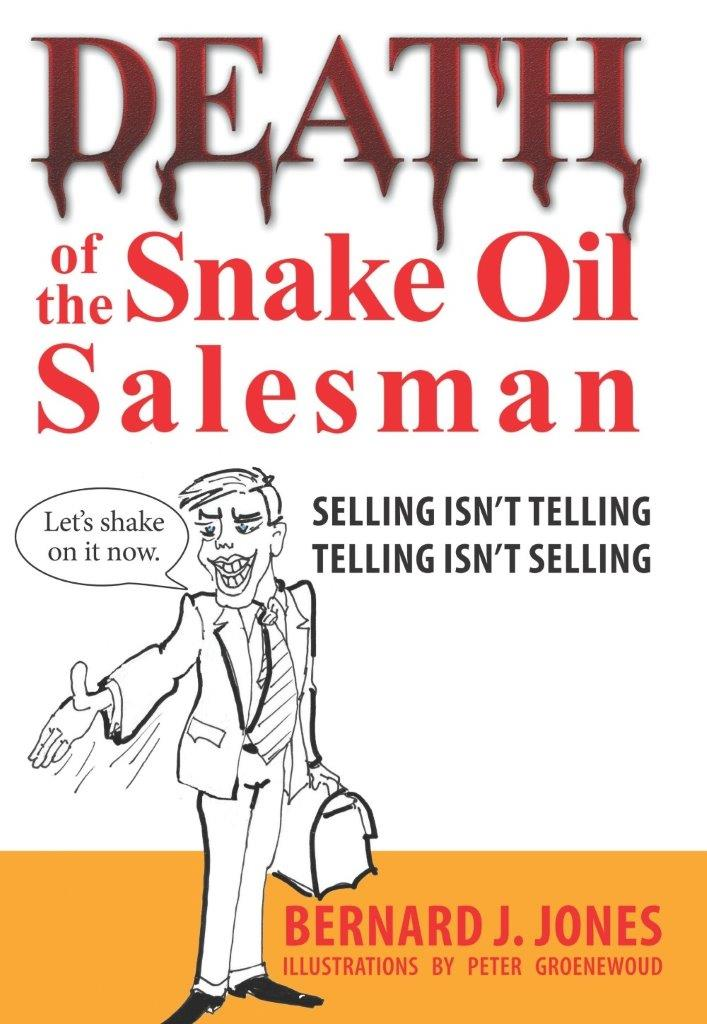 Death of the Snake Oil Salesman