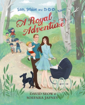 Sam, Sebbie and Di-Di-Di & Xandy: A Royal Adventure