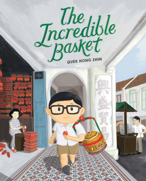 The Incredible Basket: