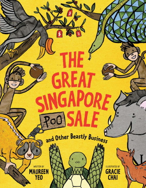 The Great Singapore Poo Sale and Other Beastly Business