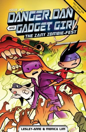 Danger Dan and Gadget Girl