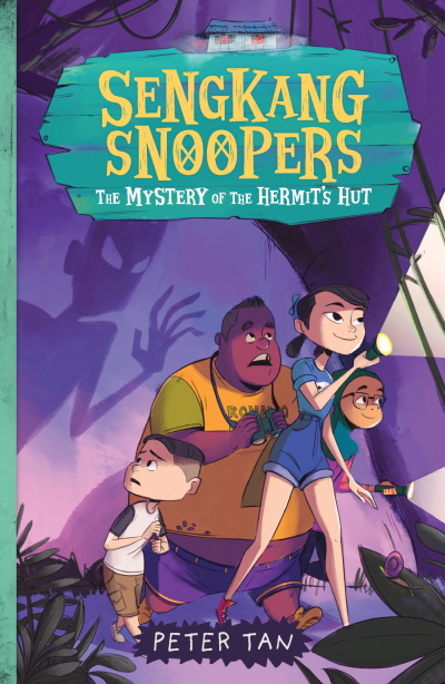 Sengkang Snoopers (book 1): The Mystery of the Hermit
