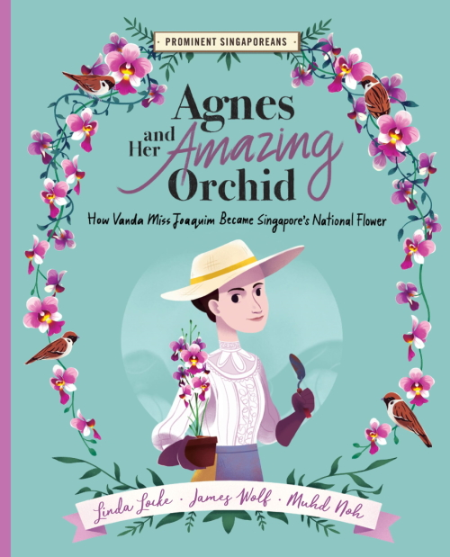 Agnes and Her Amazing Orchid