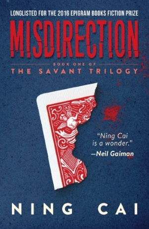 Misdirection (Book One of The Savant Trilogy):