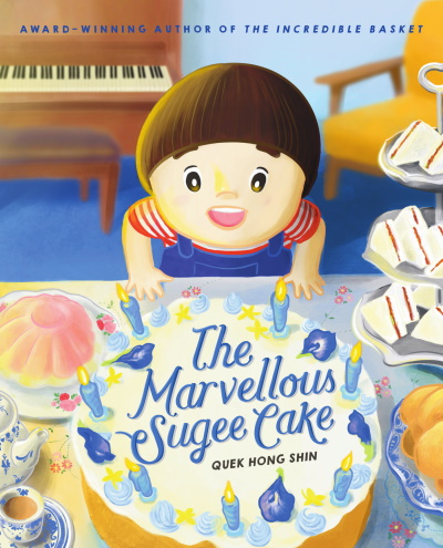The Marvellous Sugee Cake