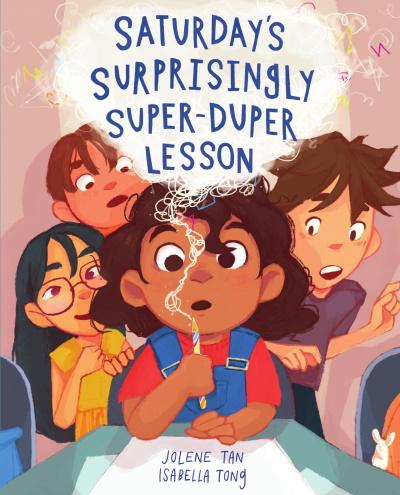 Saturday's Surprisingly Super-Duper Lesson