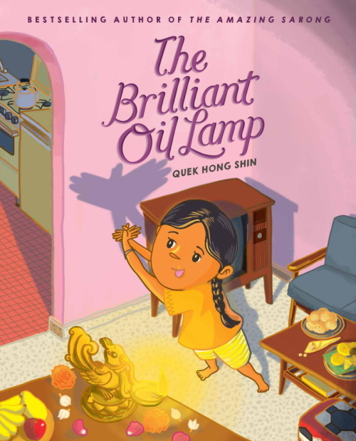 The Brilliant Oil Lamp: