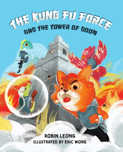 The Kung Fu Force and the Tower of Doom: