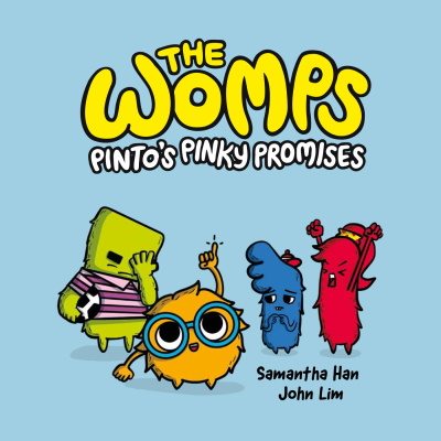 The Womps (book 1): Pinto
